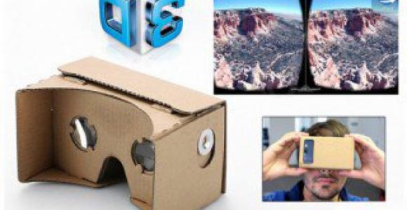 Как сделать очки виртуальной реальности из лего