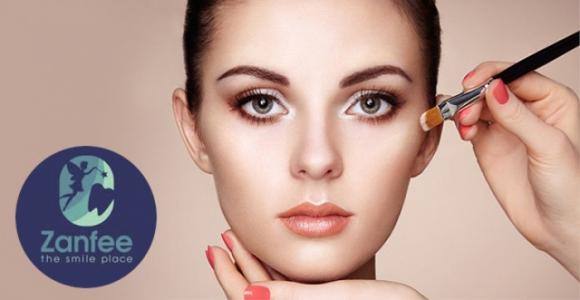 Скидка 50% на макияж в салоне