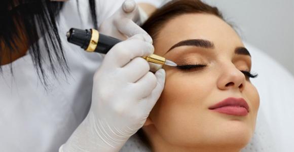 Скидка до 68% перманентный макияж от мастера Вероники Цуркан