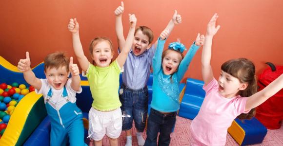 Скидка 5000 рублей на посещение детского сада