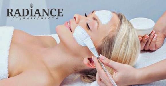 Скидки до 78% на SMAS-лифтинг лица, чистку, пилинг в салоне красоты
