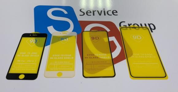 Скидка 50% на стекло или чехол для iPhone