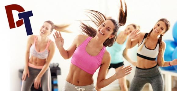 Скидка до 100% на танцевальный фитнес в центре