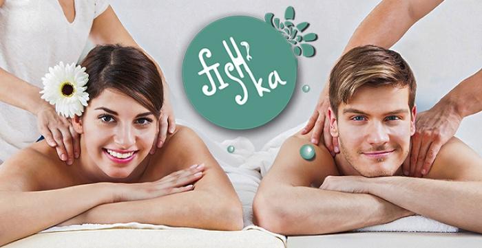 Скидка 50% на spa для двоих в студии ФИШКА