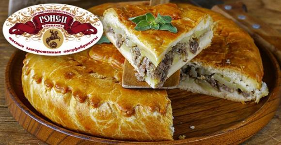 Скидка 50% на заказ любых пирогов весом 1 кг. от компании