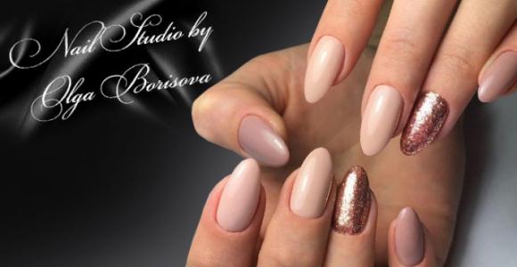 Скидка 50% на услуги ногтевого сервиса от Nail Studio by Olga Borisova