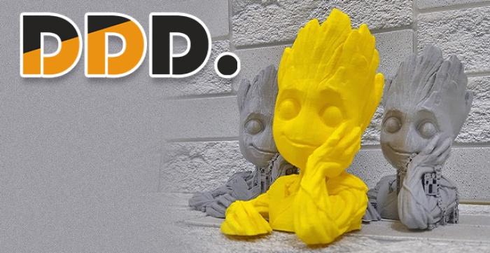 Скидка 50% на изготовление 3D-сувениров в компании 3D Точка