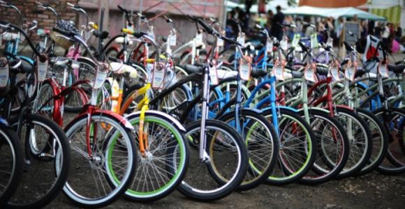 Скидка 50% на прокат велосипеда от