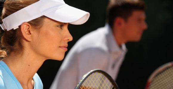 Скидка 50% на аренду закрытого теннисного корта( ЮМР)