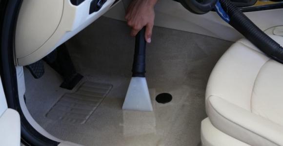 Скидка до 72% на химчистку автомобиля в