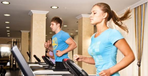 Скидка от 64% на 3 или 6 месяцев занятий в фитнес-клубе OLIMPIA