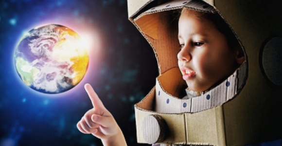 Скидка 61% на детский квест «Путешествие на Марс»
