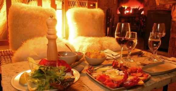Скидка 67% на ужин для двоих в ресторане